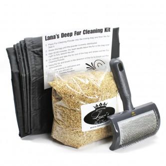 Lana's Deep Fur Cleaning Kit