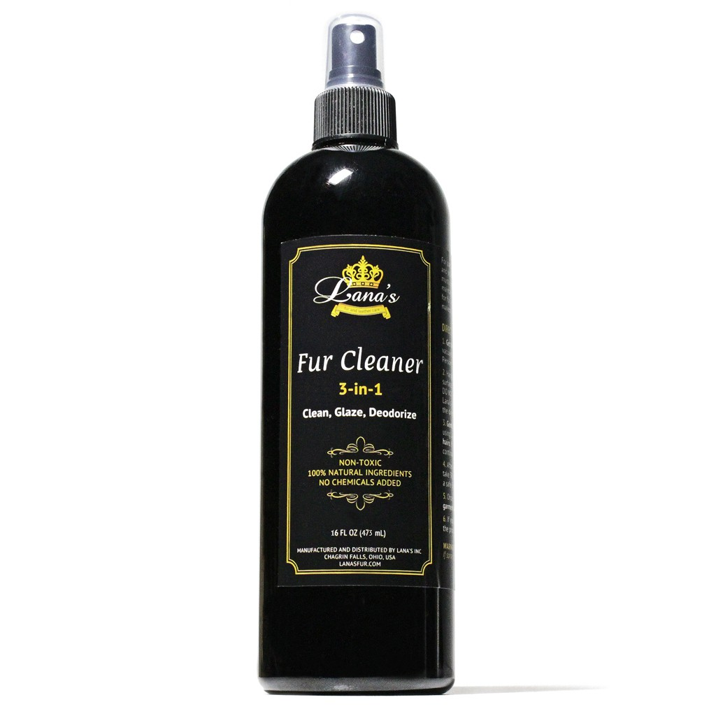 Lana's 3-in-1 Fur Cleaner - 16oz
