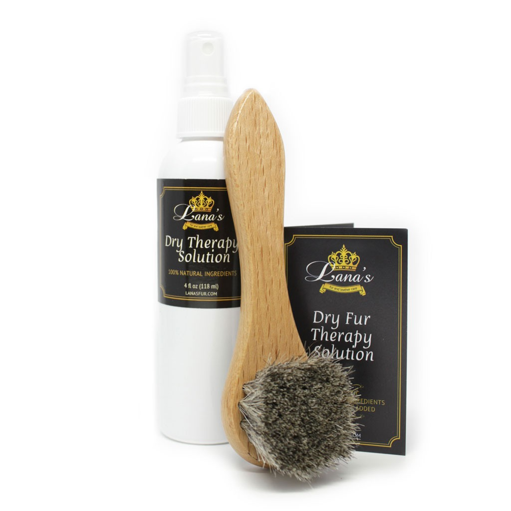 Lana's Dry Fur Therapy Kit - 4oz