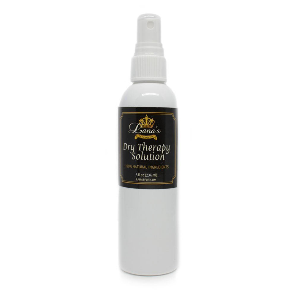 Lana's Dry Fur Therapy Solution - 8oz