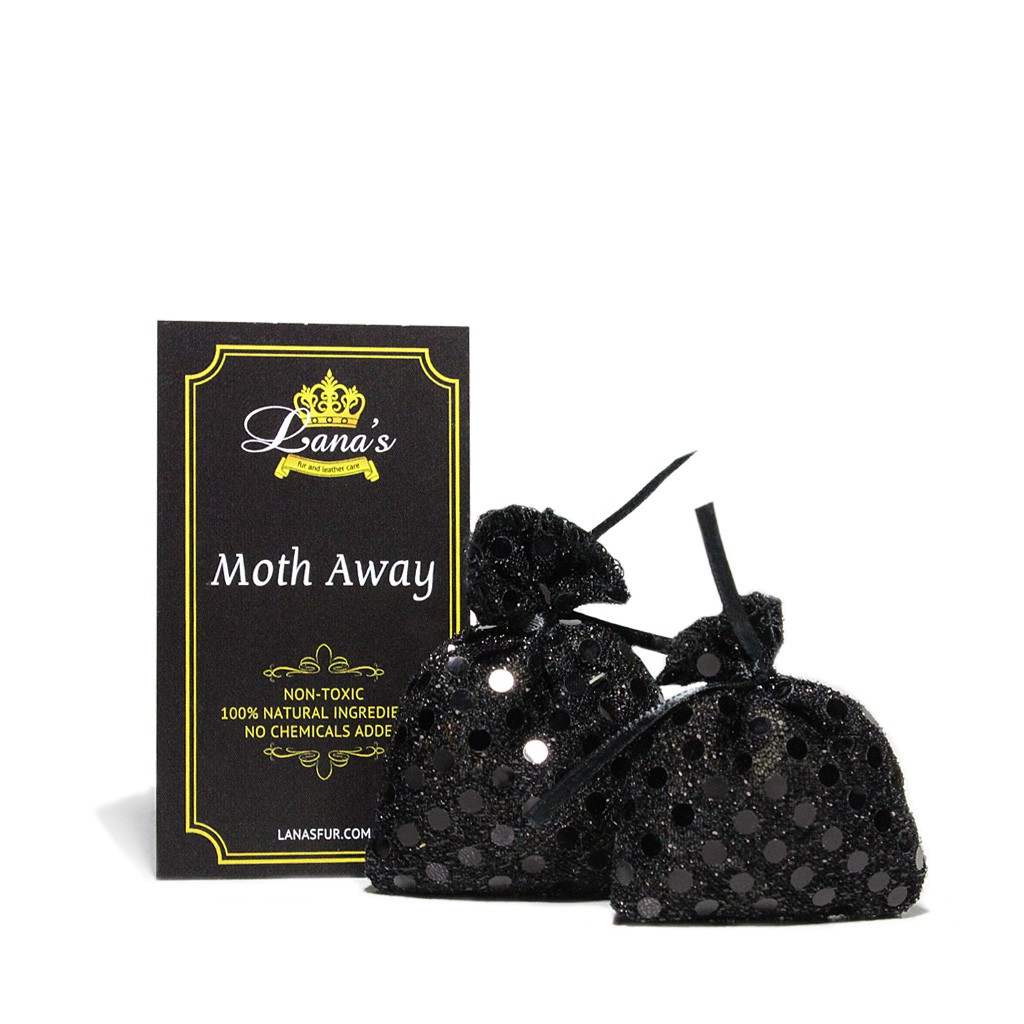 Lana's Moth Away - Two Sachet Bags