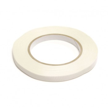 """Lana's Fabric Cold Tape - White - 3/8"""" 50 yds roll"""