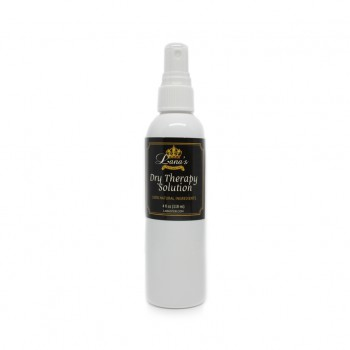 Lana's Dry Fur Therapy Solution - 4oz