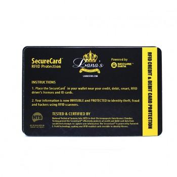 Lana's Secure RFID Card