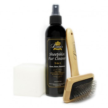 Lana's Sheepskin Fur Cleaning Kit