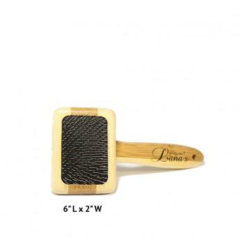 Lana's Bamboo Fur Coat Brush - Small